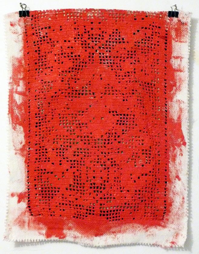 Bullfight Crochet II