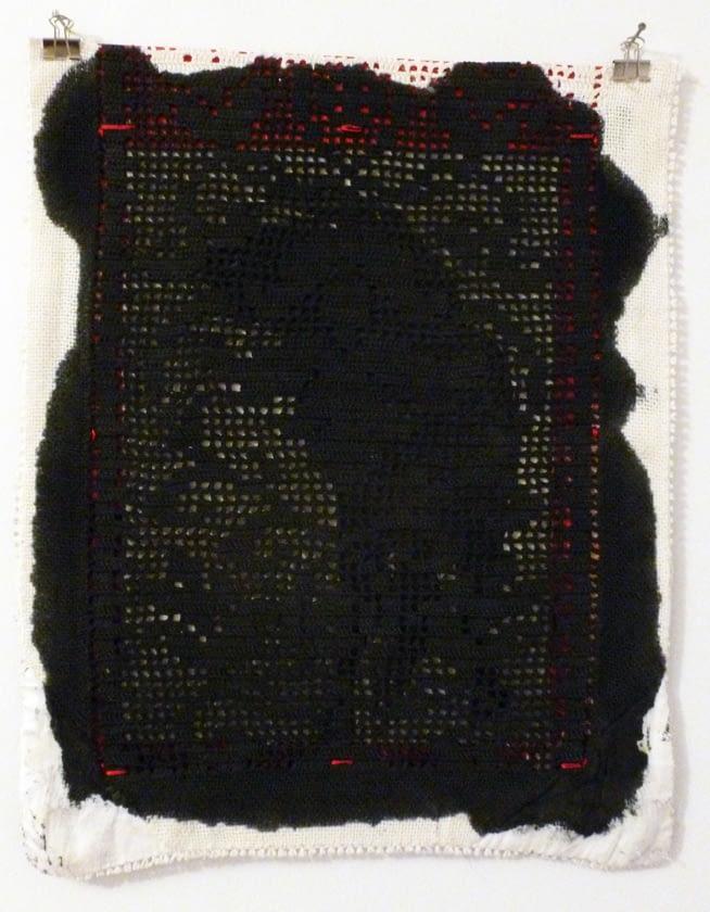 Bullfight Crochet I